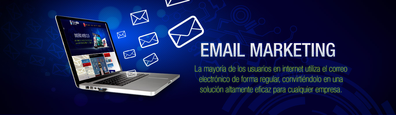Servicio de eMail Marketing (Mailing) - Colombia Digital Marketing
